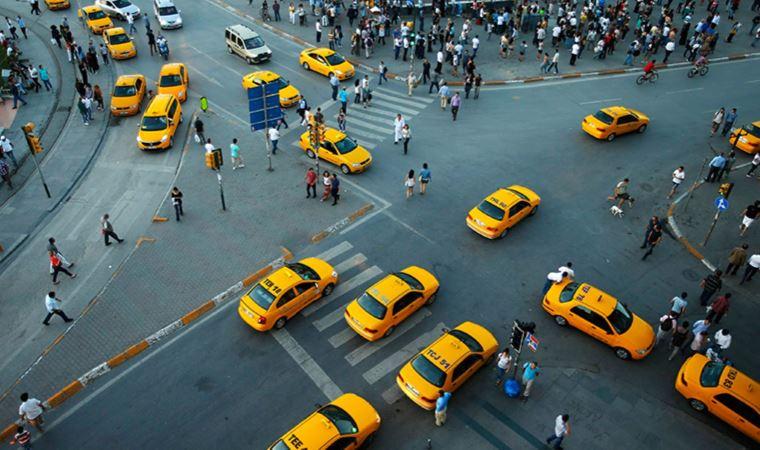 Bakanlıktan 'Taksi' genelgesi