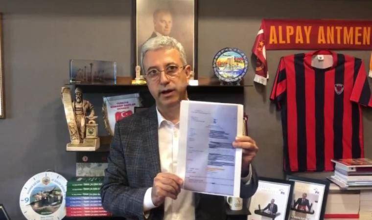 CHP'li vekil 'yargıdaki skandalı' duyurdu