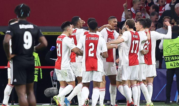 Eksik Beşiktaş, Hollanda'da mağlup