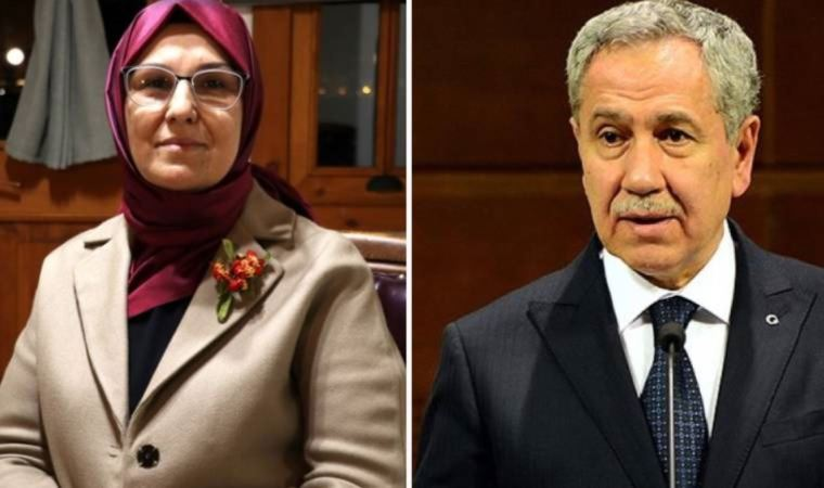 AKP'li vekil isim vermeden Bülent Arınç'ı hedef aldı