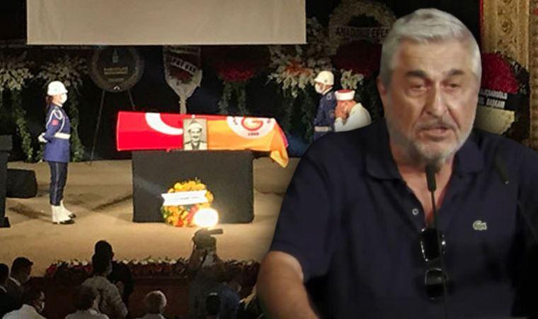 Cihat Tamer'in sözleri Ferhan Şensoy'un cenaze törenine damga vurdu: 'Din bağımlısı hükümetlere rağmen...'