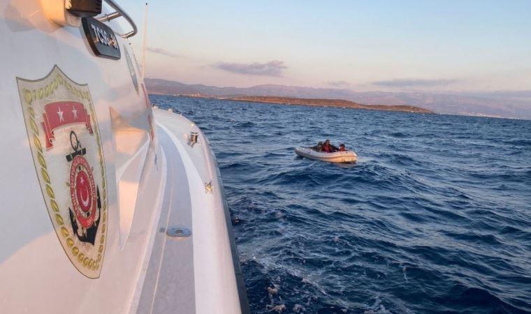 Türk kara sularına bırakılan FETÖ'cü eski 3 üsteğmen su altı 'scooter'la  kaçmış