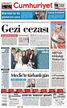 Günlük gazete görseli