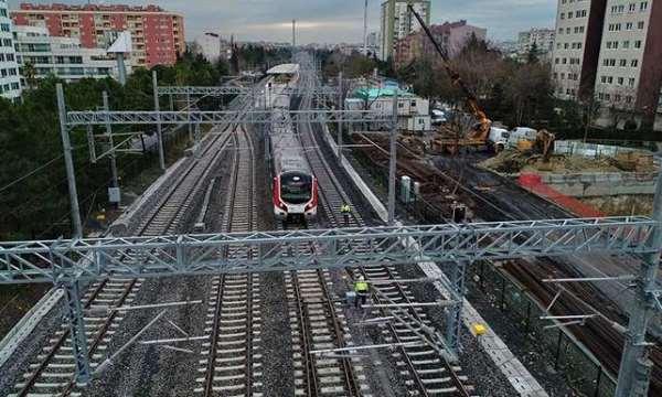 Ayrılık Çeşmesi İstasyonu, 21 Ocak gece saat 00.00dan itibaren geçici olarak tren işletmeciliğine kapatılacak 55