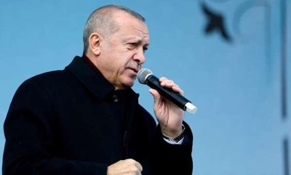 Erdoğan yine hızını alamadı 1974'te kurulan üniversiteyi 'biz kurduk' dedi