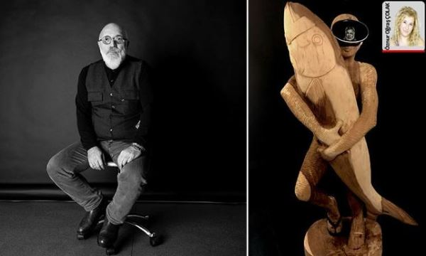Argun Okumuşoğlu'nun sergisi 44A Sanat Galerisi'nde