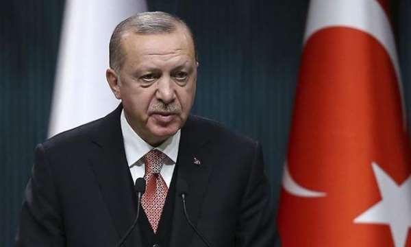 Erdoğan: Akdeniz'de çözüm gerçekçi olmalı
