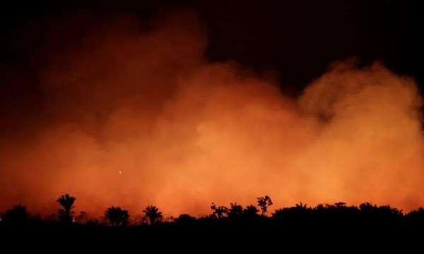 """BM Genel Sekreteri Guterres: """"Yangınlar sebebi ile derin endişe duyuyorum"""""""