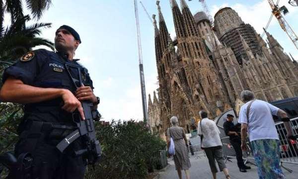 Barselona'da hırsızlık olayları yüzde 30 arttı