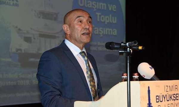 Tunç Soyer, İzmir'deki yangının bilançosunu açıkladı