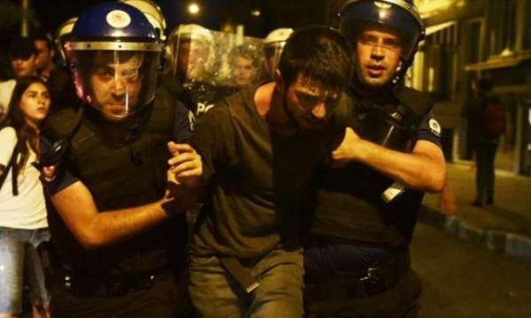 Kadıköy'deki gözaltılar adli kontrol şartı ile serbest