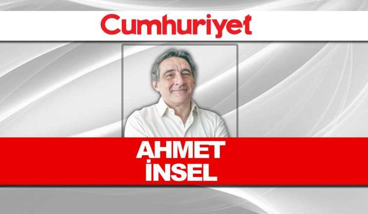Ahmet İnsel - Yerli ve milli haset patlaması