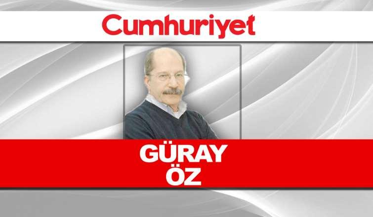 Güray Öz - Cumhuriyet in davası
