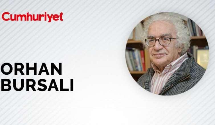 Orhan Bursalı - Seçim hileleri, parmak boyasının kalkmasıyla başladı
