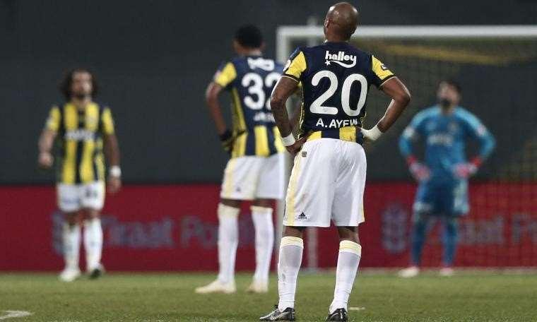 Fenerbahçe erken karıştı