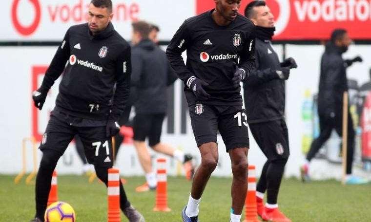 Beşiktaş'ta derbi hazırlıkları - Cumhuriyet Futbol Haberleri