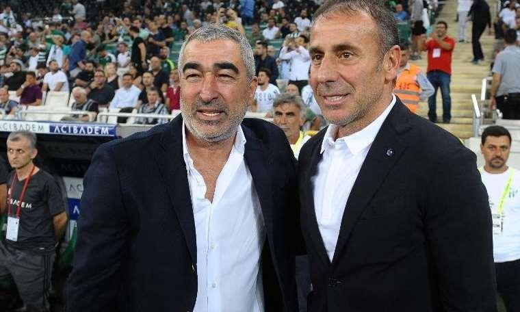 Abdullah Avcı'nın, Samet Aybaba'ya karşı yüzü gülüyor - Cumhuriyet Futbol Haberleri