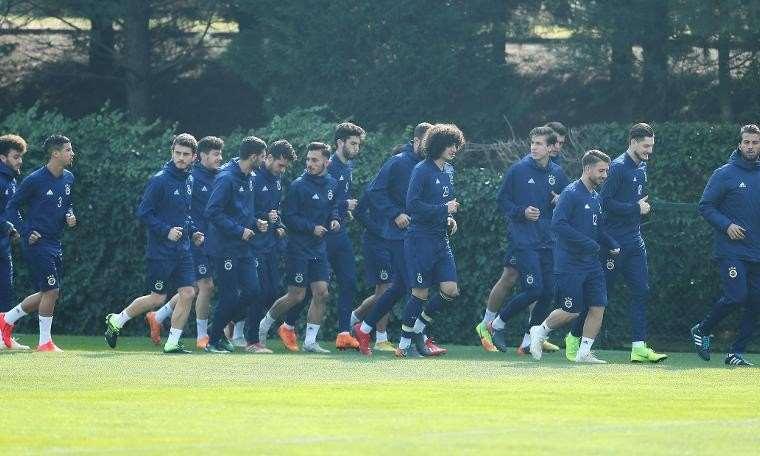 Fenerbahçe derbi hazırlıklarına başladı - Cumhuriyet Futbol Haberleri