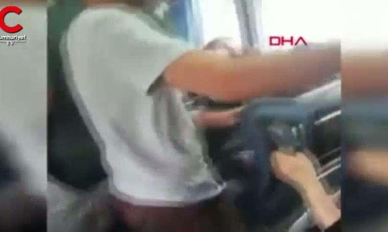 Otobüsten sürüklenerek kaçırıldı! Soylu'dan açıklama