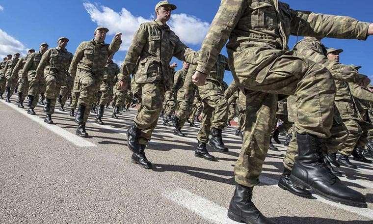 Askeralma Kanunu görüşülmeleri tamamlandı