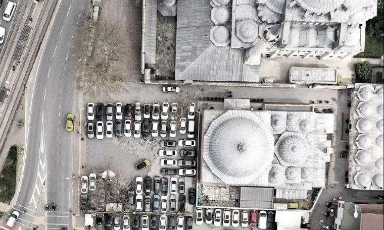 İstanbul'un otoparkları Brezilya'da sergilenecek