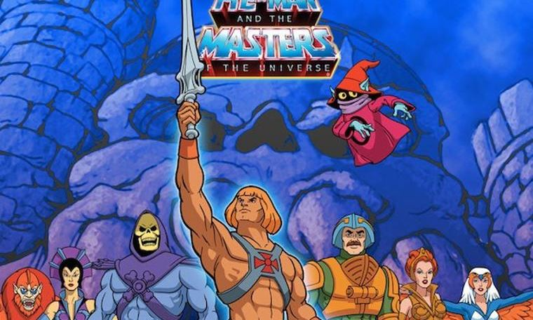 80'lerin popüler çizgi filmi dizi oluyor