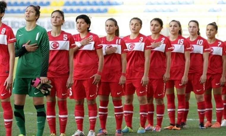 Kadın A Milli Takımı'nın Avrupa Şampiyonası aday kadrosu açıklandı