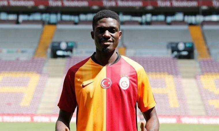 Valentine Ozornwafor, Kayserispor'a kiralandı