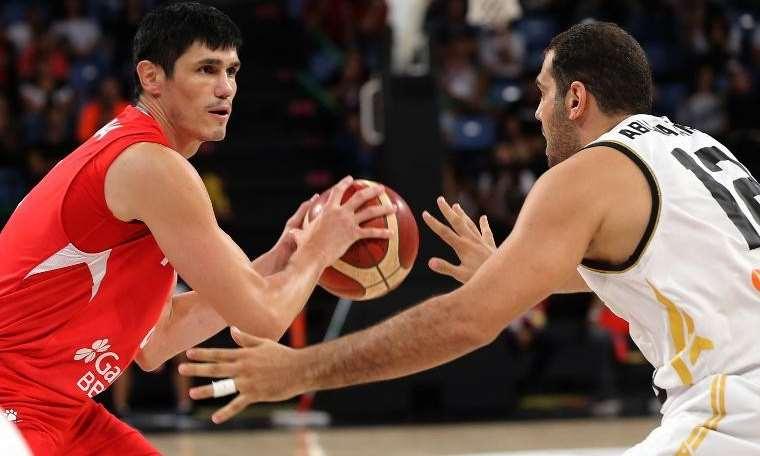 Cumhuriyet Basketbol - Cover