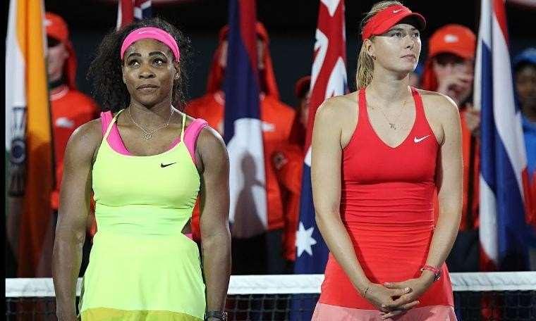 ABD Açık'ta açılışı Serena Williams ve Sharapova yapacak