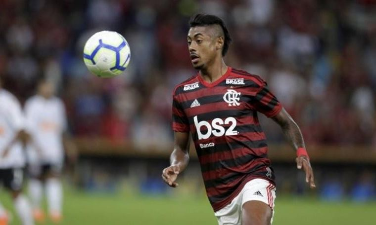 Tarihin en hızlısı Bruno Henrique