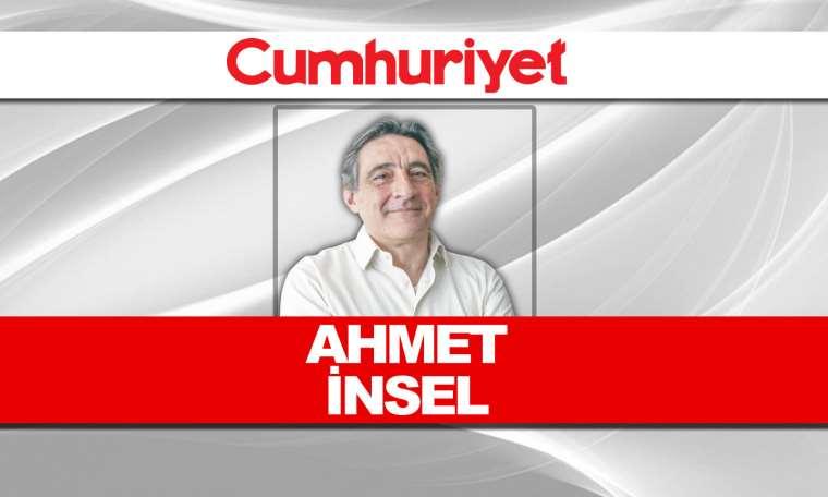 Ahmet İnsel - Paçalardan akan ne?