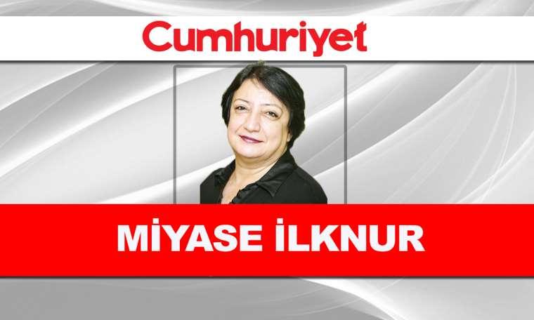 Miyase İlknur - 'Oğlanın adını Ekrem koyun' ben böyle de gezerem