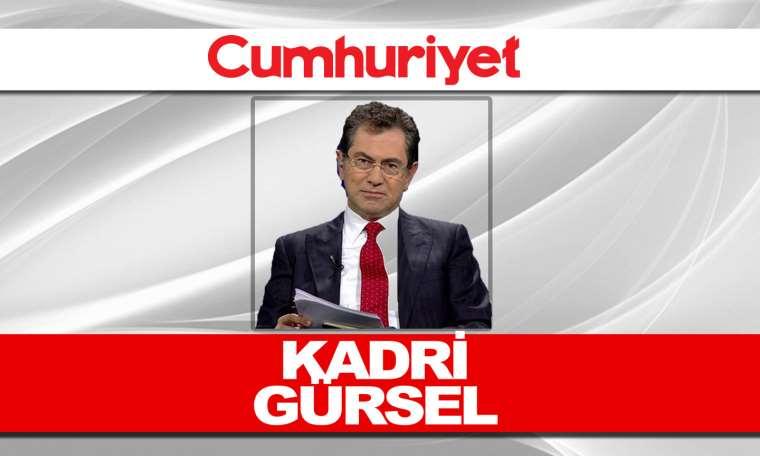 Kadri Gürsel - Türkiye'nin tam teşekküllü krizi