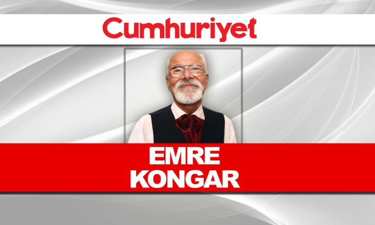 Emre Kongar - Türkiye'de demokrat olmak...
