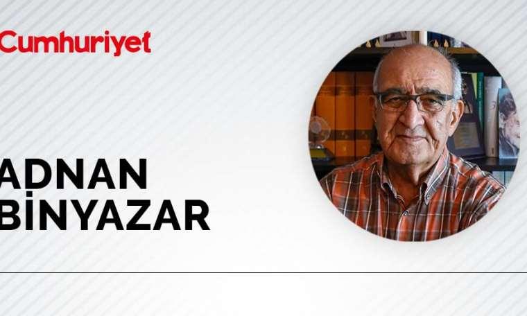 Adnan Binyazar - Öğretmen