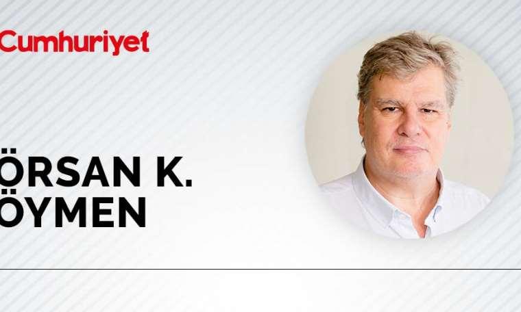 Örsan K. Öymen - TAHY: Türk-Arap Hava Yolları