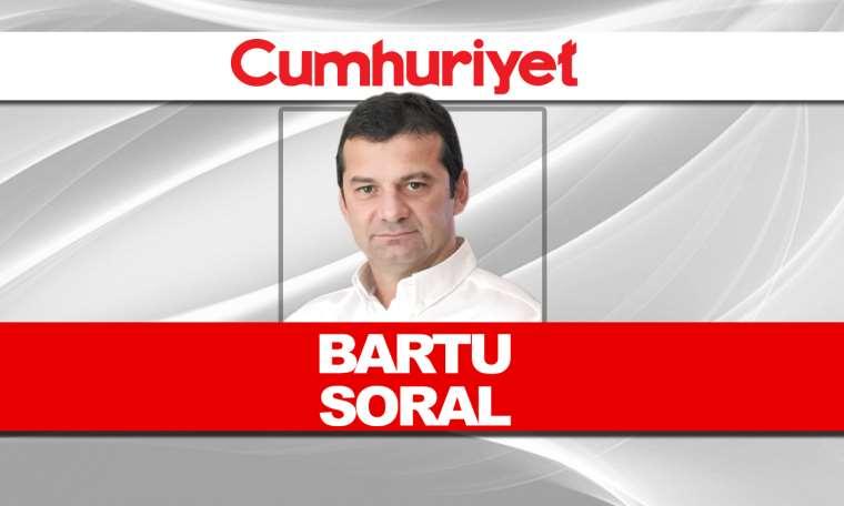Bartu Soral - Cumhuriyet gazetesinde neden yazıyorum?