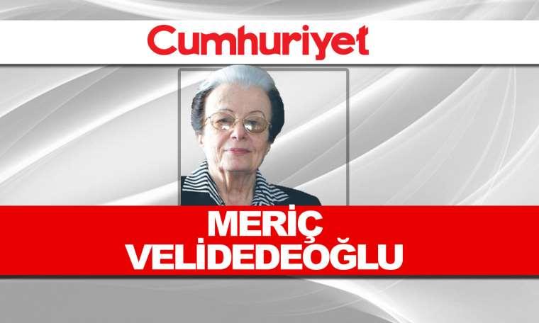 Meriç Velidedeoğlu - Testi