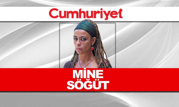 Mine Söğüt - Gazetecisine sahip çıkamayan ülke