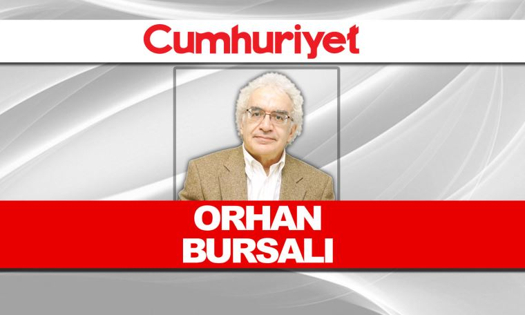 Orhan Bursalı - CHP ye geri dönelim sağın diliyle konuşmak